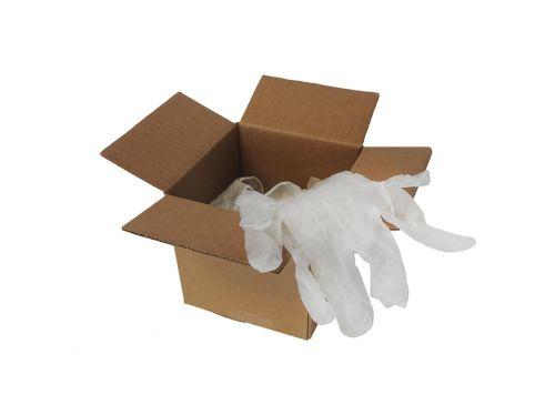 6 Pair Pack Vinyl Gloves for deck coating